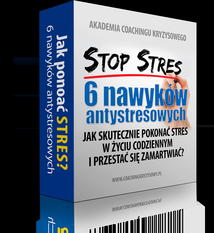 """Bezpłatne szkolenie video: """"Jak pokonać STRES w codziennym zyciu i przestać się zamartwiać?"""""""